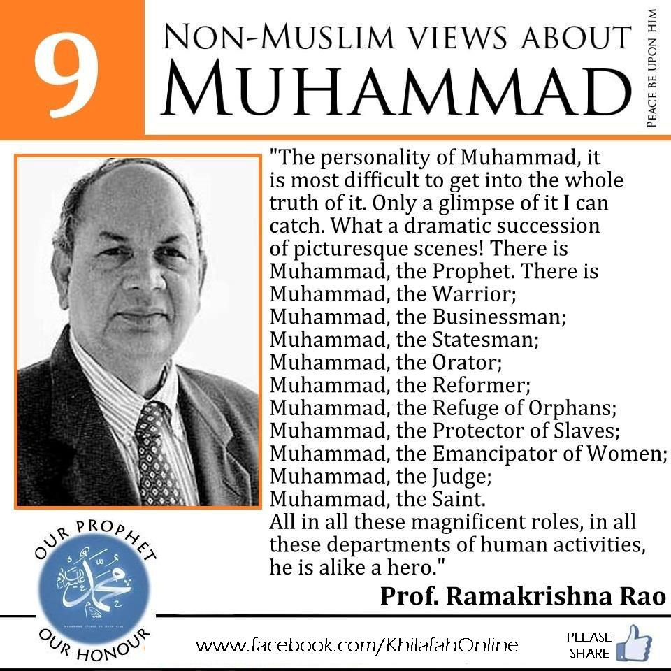 essay on role of prophet muhammad in elevation of humanity