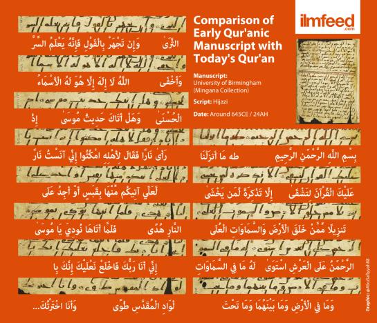 quran-comparison